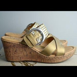 d9dc6eb9426c Women s Boc Born Concept Wedge Sandals on Poshmark